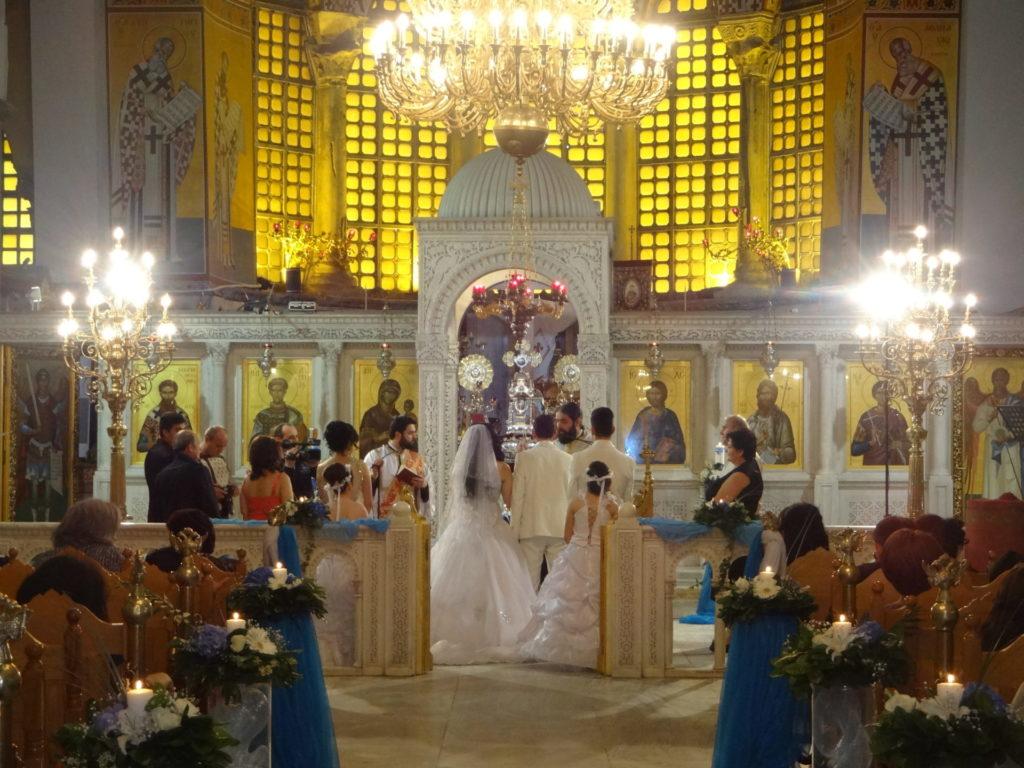 hagios demetrios in thessaloniki, greece